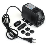 8W-70W Mini Submersible Water Pump Adjustable Flow Rate For Aquarium Fish Tank Pond Fountain