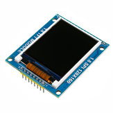 1.8 Inch 128X160 ILI9163/ST7735 TFT LCD Module With PCB Baseboard SPI Serial Port