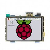 MPI3508 3,5 polegadas USB Touch Screen Real HD 1920x1080 LCD Display para Raspberry Pi 3/2/B+ / B / A+