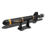 電気RC潜水艦ボート魚雷アセンブリモデルキットDIYの課外玩具子供のギフト海を探る