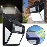 Solar Power 35 LED PIR Czujnik ruchu Garden Security Light Outdoor Yard Kinkiet