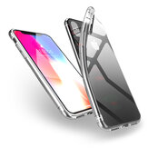 DUX DUCIS Beskyttelses Etui til iPhone XS Max Clear Soft TPU Air Pude Hjørner Bag Cover