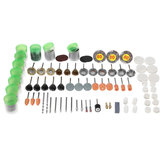 338pcs 1/8 Inch Shank Rotary Tool Accessories Set Polishing Cutting Grinding Bits for Dremel