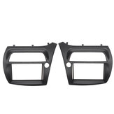 7 Inch Double 2 DIN Car Radio Fascia Automobile Refitting Sound Panel Frame Kit Right/Left Hand Drive For Honda Civic Hatchback