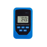 TL-505 LCD Digital Thermometer Temperature and Humidity Datalogger Record 80,000 Datas
