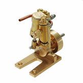 Microcosm Micro Scale M1 Modèle de moteur à vapeur simple cylindrique Full Matel Modle