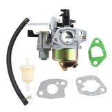 Carburador com junta de filtro de combustível 16100-ZH8-W61 Para Honda GX160 5.5HP GX200