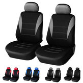 4PCS Universal Double Front Seat Cover Auto Parts Interior