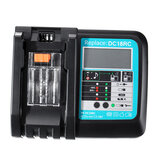 DC18RC Fast Lithium-Ion Battery Charger LED Display BL1830 BL1840 BL1850 For 14.4V 18V Makita Battery