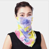 Quick-drying Summer Outdoor Breathable Riding Mask Printing Neck Protector Sunscreen Scarf Mask