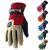 Men Women Winter Warm Gloves Escalada ao ar livre Ao ar livre Anti-derrapante esqui mittens