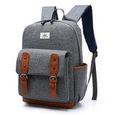 पुरुष नायलॉन विंटेज बड़ी क्षमता सैथेल कंधे बैग