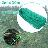 Giardinaggio Anti Rete per uccelli Protect Tree Net Fruit Crop Piante Rete di reticolato Maglia 2m x 10m