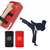 Kick Boxing Pads Curved MMA Thai Training Punch Bag PU Leather Boxing Target Outdoor Sport Fitness
