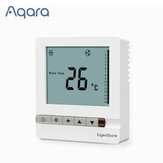 Aqara x EigenStone S2 ZigBee Smart Thermostat For Central Air-conditioning System APP Remote Control Timing Work with Xiaomi Mijia APP Gateway