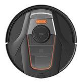 Haier TAB P70 2 em 1 robô aspirador aspirador + aspirador portátil sem fio varrendo esfregona 3200Pa Smart SLAM, navegação LDS com controle de APP