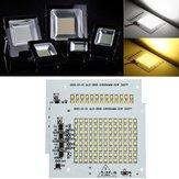 50w smd2835 ao ar livre esperto ic LED espiga da microplaqueta grânulo diy iluminação do candeeiro 220v