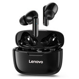 Lenovo XT90 TWS bluetooth 5.0 Earphone Low Latency HiFi Bass Waterproof Sport Gaming Headphones with Noise Cancelling Mic Type-C Charging
