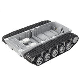 Small Hammer 3D Printing Production Tracked Tank Chassis for Smart Car