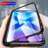 BakeeyFlip360°Custodiaprotettiva in vetro temperato ad assorbimento magnetico per Huawei Honor8X