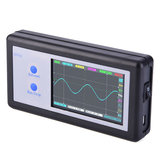 D602 200KHz 2 Ch Mini Portable Pocket-Sized Handheld Touch Panel LCD Digital Oscilloscope