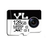 YL Class10 128G TF Hafıza Kartı Flash Hafıza Kartı Yüksek Hızlı 32G 64G Çizgi Kamera İHA Monitör Kameralar YLJT16G