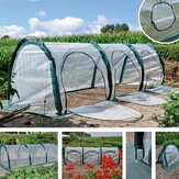 200x100x100cm PVC Serra Copertura per giardino Impermeabile Protegge Piante Fiori Piantare Prova di calore Prova di freddo
