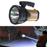 120W Portable Camping Light USB Genopladelige Spotlights Håndholdt Outdoor Lantern Searchlight