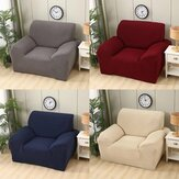 Polyester Sofa Cover 1/2/3/4 Seater Thick Slipcover Couch Stretch Elastic Sofa Covers Home Living Room Sofa Supplies