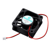 3Pcs 12v 6025 60*60*25mm Cooling Fan with 2Pin Cable for 3D Printer