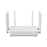 Xiaomi Redmi AX6 Router 4 Core WiFi6 Dual Band Wireless WiFi Router Dukungan Mesh OFDMA 2402MBps 512MB Wireless Signal Booster Perlindungan Anak