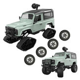 FY003 2.4G 4WD Off-Road Snowfield Sterowanie Wifi Metalowa rama RC Car