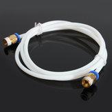 10pcs 1M PTFE PTEF Bowden Tube For Reprap 3D Printer 1.75mm Filament