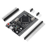 Mega 2560 PRO (Embed) CH340G ATmega2560-16AU Development Module Board With Pin Headers RobotDyn for Arduino - products that work with official Arduino boards