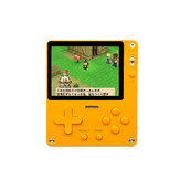 ANBERNIC Q2 8GB 1000 Games Retro Handheld Video Game Console NES SFC GBA FBA SMD Game Player Ondersteuning Dual Player met Gamepad