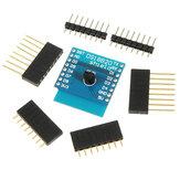 DS18B20 Expansion Board Shield For D1 Mini DS18B20 Temperature Measurement Sensor Module