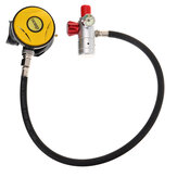 DIDEEP 2-й этап Scuba Explorer Air Diving Dive Regulator Octopus Valve