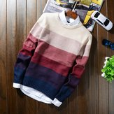 Men's Casual O-Neck Pullovers