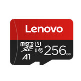 Lenovo TF Memory بطاقة 64GB128GB 256GB High Speed Data Data بطاقة MP4 MP3 بطاقة for Car Driving Recorder Security مراقب بطاقة Speakers