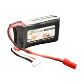 XF Power 30c Lipo spina JST batteria 2S 7.4V 600mAh