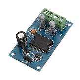 DCmotorMódulodecontrolL6201 Módulo de controlador Geekcreit para Arduino - productos que funcionan con placas oficiales Arduino