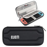 BUBM Switch-E EVA Storage Caixa Protector Caso para SWITCH Console Carregador Power Bank Cabo Fone de ouvido