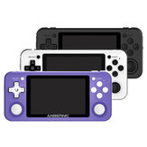 ANBERNIC RG351P 64GB 2500 игр IPS HD Поддержка портативной игровой консоли для PSP PS1 N64 GBA GBC MD NEOGEO FC Games Player 64-битный RK3326 Linux System OCA Full Fit Screen