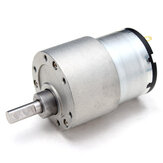 CHIHAI MOTOR 12V DCメタルギア減速機モーターGM37-3525高トルクDCギアボックスモーター