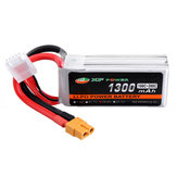 XF POWER 14.8V 1300mAh 100C / 200C 4S Lipo Battery XT60 Wtyczka do RC Racing Drone