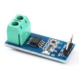 3Pcs 5V 30A ACS712 Диапазон измерения Датчик Плата модуля Geekcreit для Arduino - продукты, которые работают с официальными платами Arduino