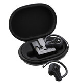 Bakeey A17 bluetooth Wireless Earphone Stereo Dynamic Noise Reduction Headphones Detachable Sweatproof Sports Business Earhook Headset with Charging Case