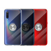 Bakeey Ultra-thin With Ring Holder Anti-fingerprint Soft TPU Protective Case For Xiaomi Mi 9 SE