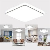 24W 1000LM LED Ceiling Light Sqaure Ultrathin Fixture for Kitchen Bedroom AC110V-240V