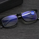 Unisex Anti-blue Light Full Frame Casual Business HD Reading Glasses Presbyopic Glasses